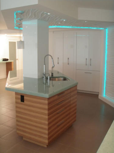 contemporary-zebra-wood-kitchen
